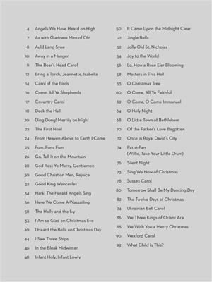 Simple Christmas Carols: Piano or Keyboard