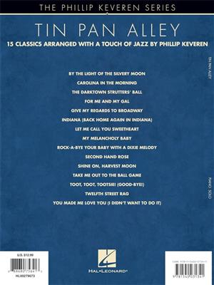 15 Classics Arranged With A Touch Of Jazz: Piano or Keyboard