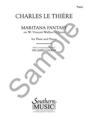 Charles LeThiere: Maritana Fantasy: On V. Wallace's Opera: Flute