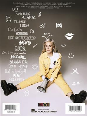 Anne-Marie: Anne-Marie: Speak Your Mind: Piano, Vocal, Guitar