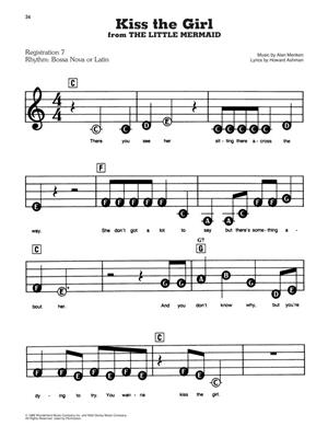 Disney Love Songs - 2nd Edition: Piano or Keyboard