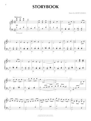 Geoff Zanelli: Christopher Robin: Piano or Keyboard