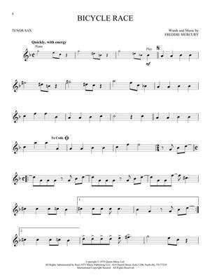 Queen: Queen - Tenor Saxophone: Saxophone