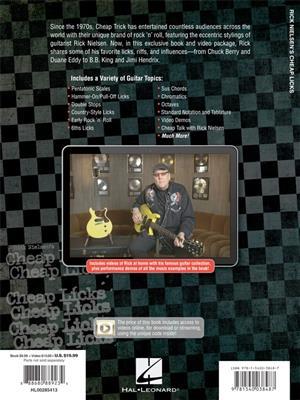 Rick Nielsen: Rick Nielsen's Cheap Licks: Guitar