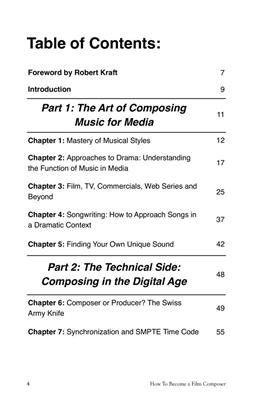 How to Become a Film Composer: Books on Music