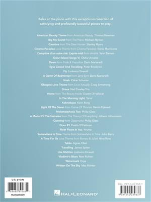 Peaceful Piano Solos: Piano or Keyboard