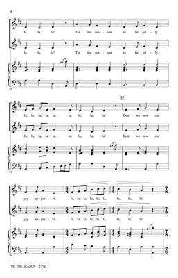 'Tis the Season (Deck the Halls): Arr. (Michael John Trotta): 2-Part Choir