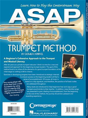 ASAP Trumpet Method: Trumpet, Cornet or Flugelhorn