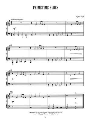 Bill Boyd: Jazz Starters II: Piano or Keyboard