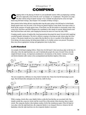 Bebop Jazz Piano: Piano or Keyboard