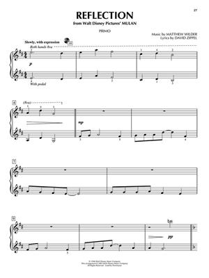 Disney Favorites: Piano Duet