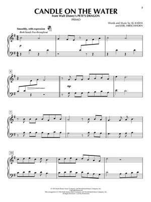 Disney Songs : Piano Duet