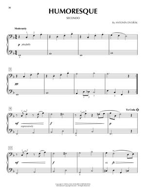 Classical Music: Piano Ensemble