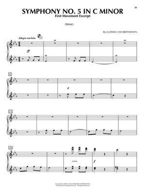 Classical for Two: Piano Duet