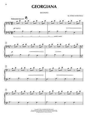 Dario Marianelli: Pride & Prejudice: Arr. (Carol Klose): Piano Duet