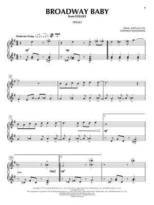 Stephen Sondheim: Sondheim for Two: Piano Duet