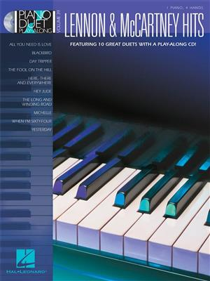 John Lennon: Lennon & McCartney Hits: Piano Duet