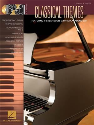 Classical Themes : Piano Duet