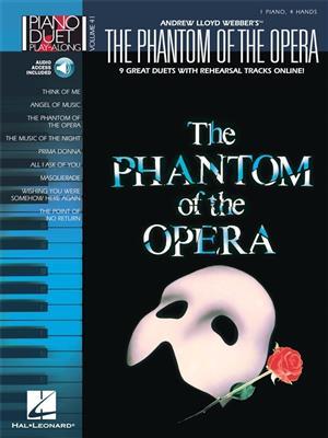 Andrew Lloyd Webber: The Phantom of the Opera: Piano Ensemble