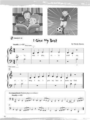 The Worship Piano Method: Level 1
