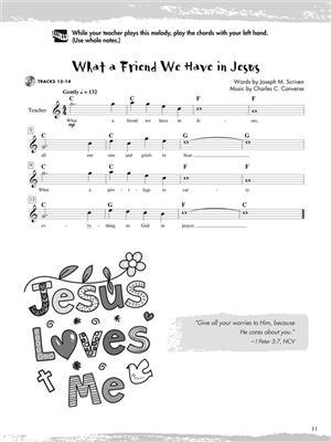 The Worship Piano Method: Piano