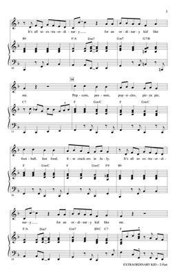 John Jacobson: Extraordinary Kid: Mixed Choir a Cappella