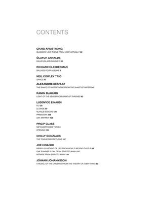 Contemporary Piano Masters for Easy Piano: Piano or Keyboard