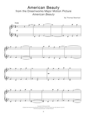 Contemporary Piano Masters for Easy Piano : Piano