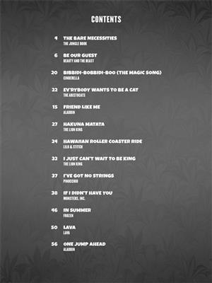 Disney Fun Songs for Ukulele: Ukulele