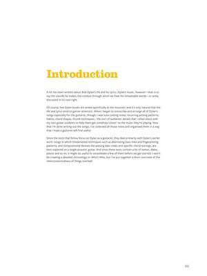 Bob Dylan Complete: Guitar
