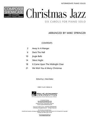 Christmas Jazz:Mike Springer