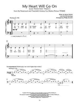 Fred Kern: Popular Hits Book 1: Piano or Keyboard