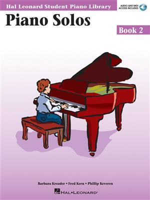 Piano Solos Book 2: Piano or Keyboard