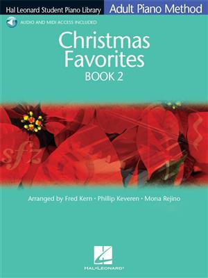 Adult Piano Method - Christmas Favorites Book 2: Arr. (Fred Kern): Piano