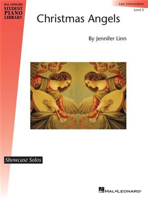 Jennifer Linn: Christmas Angels: Piano