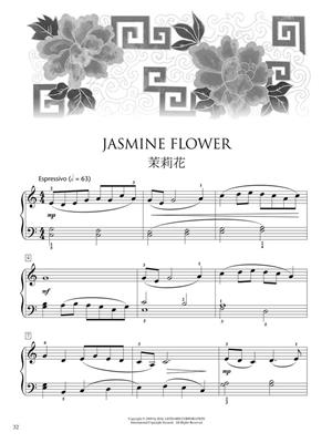 Chinese Folk Songs Collection: Piano