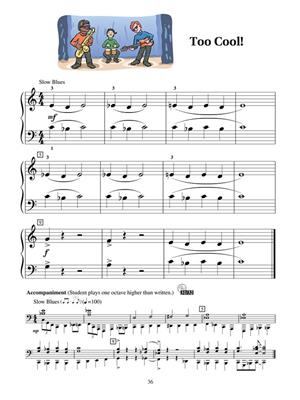 All-In-One Piano Lessons Book D: Piano or Keyboard