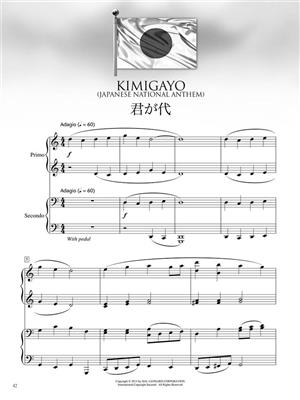 Japanese Folk Songs Collection: Arr. (Mika Goto): Piano