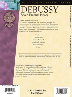 Seven Favorite Pieces
