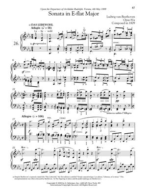 Ludwig van Beethoven: Beethoven - Five Favorite Piano Sonatas: Piano or Keyboard