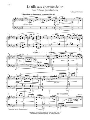 Claude Debussy: Debussy - 16 Piano Favorites: Piano or Keyboard