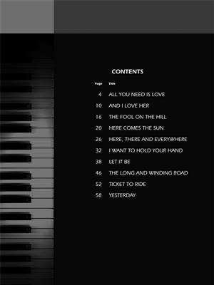 The Beatles: The Beatles: Piano Duet
