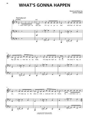 David Yazbek: Tootsie: Vocal & Piano