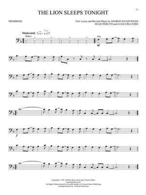 Elton John: The Lion King - Trombone: Trombone