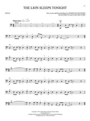 Elton John: The Lion King - Cello: Cello