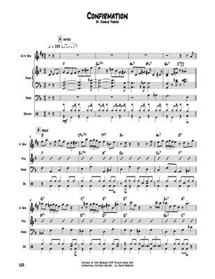 Charlie Parker: Charlie Parker - The Complete Scores: Saxophone