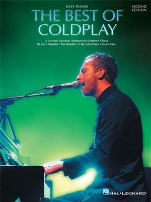 Coldplay: The Best of Coldplay for easy piano: Piano or Keyboard