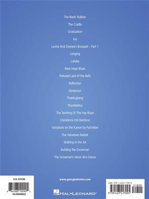 George Winston: George Winston Piano Solos - Pno: Piano or Keyboard