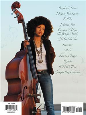 Esperanza Spalding: Esperanza Spalding: Piano, Vocal, Guitar