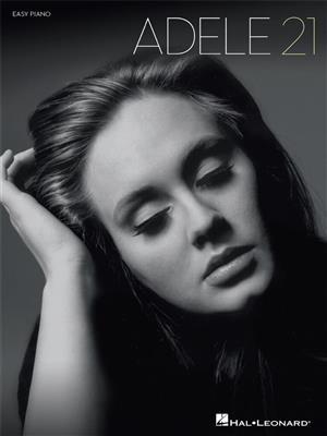 Adele: Adele: 21 (Easy Piano): Piano or Keyboard